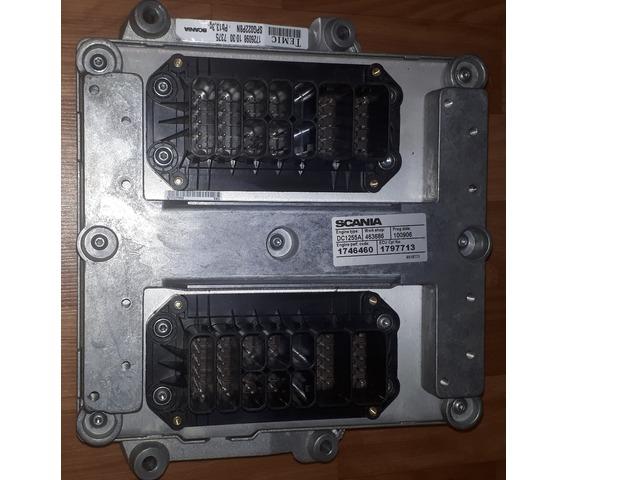 Блок управления 13л двигателем Scania PDE 440лс