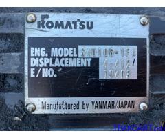 Ищу двигатель Komatsu S4D106-1FA.
