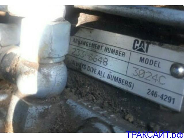 Ищу двигатель CAT 3024C или PERKINS 404c-22 б/у.  В сборе или на запч