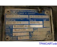 Ищу кпп 16S2230TD Ман, в СПБ с гарантией со свежей машины. см.фото