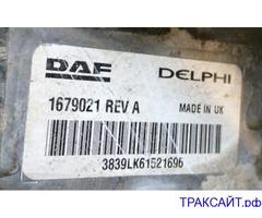 Нужен блок управления двс с имобилайзером 1679021 DAF.
