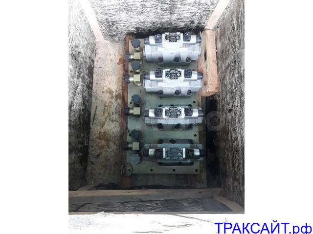 Гидроблок бурового станка сбш-250