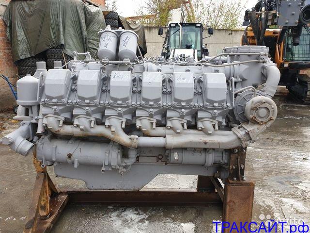 Двигатель ямз 850.1000186