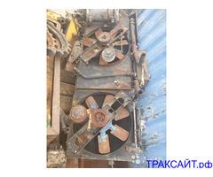 Блок радиаторов Белаз 7547