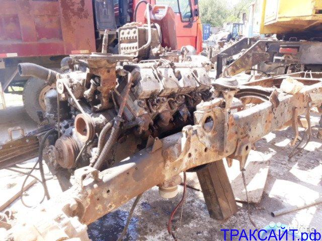 Двигатель камаз 7405
