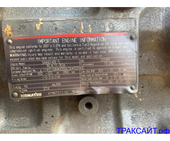 Нужен двигатель SAA6D140E-5 на Komatsu PC600LC, б/у или после кап.ремонта.