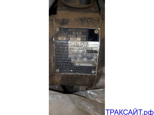 Ищу двигатель DEUTZ WP6G125E22, восстановленый желательно.