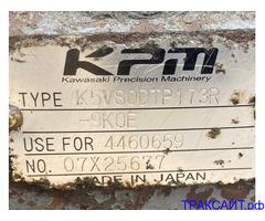 Нужен б/у насос 4460659 на Hitachi ZX160W.